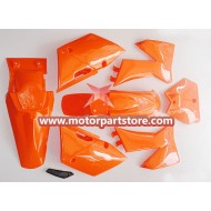 Plastic Body Assy for KTM   Dirt Bike.