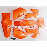 Plastic Body Assy for KTM   Dirt Bike.