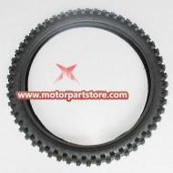 70/100-19 Rear Tire for 50cc-125cc Dirt Bike.