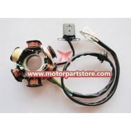 Hot Sale 6-Coil Magneto Stator For GY6 125-150 Atv