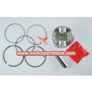 Hot Sale Piston Assembly For GY6 150cc Atv Dirt Bike And Go Kart