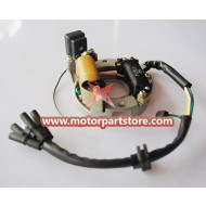 High Quality 2-Coil Full-Wave 50cc-125cc Magneto Stator For Atv