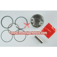 New Piston Assembly For 125cc Atv Dirt Bike And Go Kart