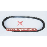 The 18 x 669 x 30 belt fit for the GY6 engine
