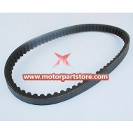 The 17.5 x 729 x 30 belt fit for the GY6 engine