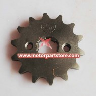 420 14-Tooth 17mm Engine Sprocket For 50cc-125cc Scooter