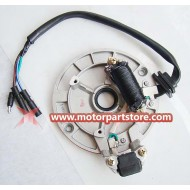 1-Coil Magneto Stator for YX140 dirt bike