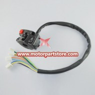 New 4-Function Left Switch Assembly For Atv