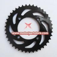 428 41teeth Sprocket for 150-250cc dirt bike