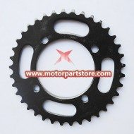 420 37teeth Sprocket for 50-110cc dirt bike