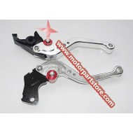FOLDING Brake Clutch Lever for Suzuki SV650/S