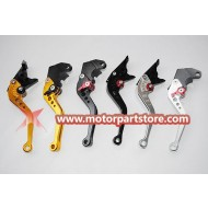 Clutch Brake Levers for Suzuki GSR600 2006-2011