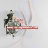 Hot Sale Silver VM22 26mm Carburetor With Hand Choke Atv