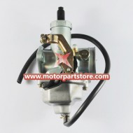 New 30mm Hand Chock Carburetor Atv