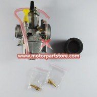 Hot Sale Silver Koso 28mm Performance Carburetor Atv