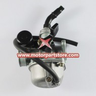2016 New 19mm Carburetor With Hand Choke Atv