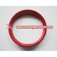 1.85 x 14 rear alloy rim fit for dirt bike