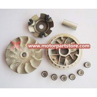 Driven Wheel Assy's pulley fit for GY6 150 ATV