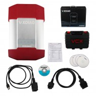 VXDIAG MULTI Diagnostic Tool for TOYOTA V9.30.002 + HONDA V3.014 + Land Rover/Jaguar JLR V141 3 IN 1 Support Original Software WIFI version