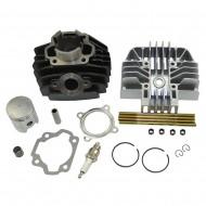 Engine Cylinder Gasket Piston Rings Kit Set For YAMAHA PW 80 PW80 1983-2006