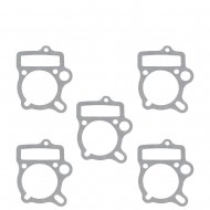 5Pcs 70cc Cylinder Base Gasket For Honda ATC70 CRF70 CT70 C70 TRX70 XR70 S65