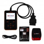 Autophix E-SCAN ES710 Diagnostic Tool for Honda + OBD2 Scanner