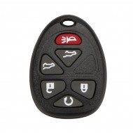 Remote Shell 6 Button for Buick