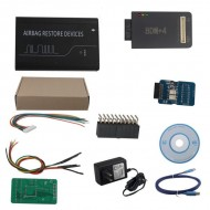 CG100 PROG III Airbag Restore Devices Renesas SRS XC236x FLASH Vin ISN Calculator V3.82