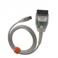 Cheap MINI VCI V10.30.029 Single Cable For Toyota Support Toyota TIS OEM Diagnostic Software