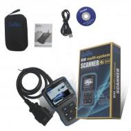 Creator C310 Code Scanner for BMW/Mini Multi System Scan Tool V5.5 Online Update