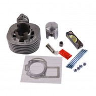 Cylinder Body Piston Gasket Kits&Spark Plug For SUZUKI LT80