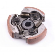 3 Springs Alloy Clutch For Pocket Bike