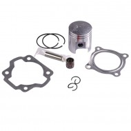 PW 50 piston kit complete with gasket piston rings needle