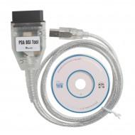 PSA BSI Tool V1.2 For Peugeot And Citroen KM Tool Mileage Programmer