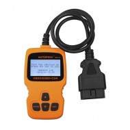 OM123 OBD2 EOBD CAN Hand-held Engine Code Reader