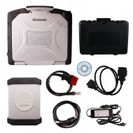 V16.2 Piwis Tester II Diagnostic Tool For Porsche With Panasonic CF30 Laptop