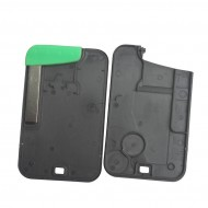 2 Button Smart Key Shell for Renault