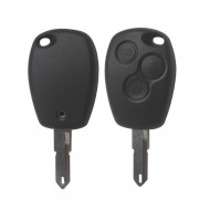 3 Buttons Remote Key PCF7947 433MHZ for Renault