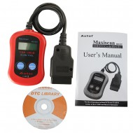 OBD 2 CAN Car Engine Diagnostic Fault Code Reader Scan