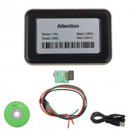 Truck Adblueobd2 Emulator 8-in-1 With Programming Adapter For Mercedes MAN Scania IVECO DAF Volvo Renault and Ford