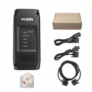 VCADS Pro 2.40 Truck Diagnostic Tool For Volvo 8 PIN 14 PIN