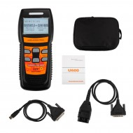 U600 VW/AUDI OBD2 CAN-BUS Code Reader Live Data